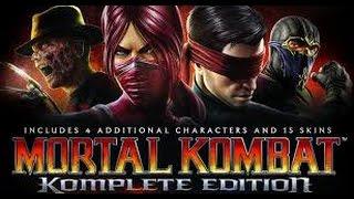 como acelerar el mortal kombat 9