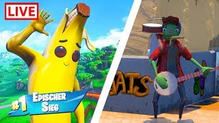 FORTNITE BANANE + NEW PASSEPARTOUT GAME?! - [English/HD/Live]