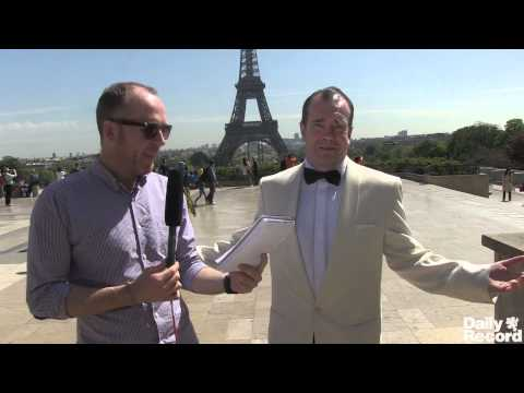 Casablanca - Learn French with Gavin Mitchell and Paul English