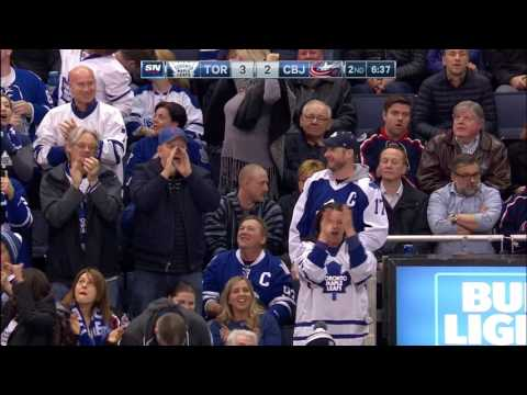 Gotta See It: Nylander hits the bullseye for 20th goal this season