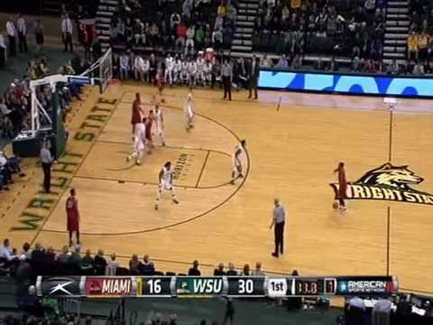ASN/Horizon hoops: Miami of Ohio @ Wright State