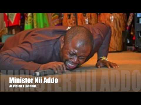 Minister Nii Addo Worship at Vision 1 (Ghana)
