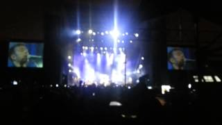Blur - Tender (En vivo en Lima)