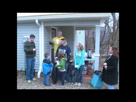 Habitat for Humanity 2nd Home Dedication