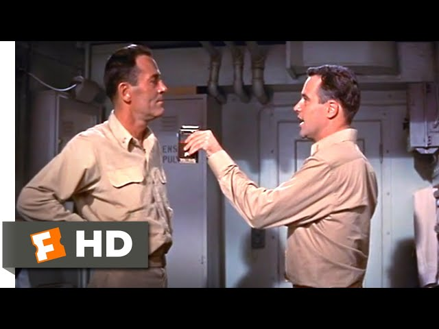 Mister Roberts (1955) - What Do You Really Think of Me? Scene (3/10) | Movieclips