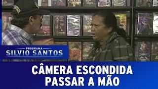 Câmera Escondida: Passar a Mão