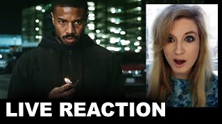 Without Remorse Trailer REACTION - Michael B Jordan 2021