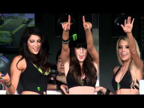 Monster Girls Australia 2011 Launch Party @ F1 GP Melbourne