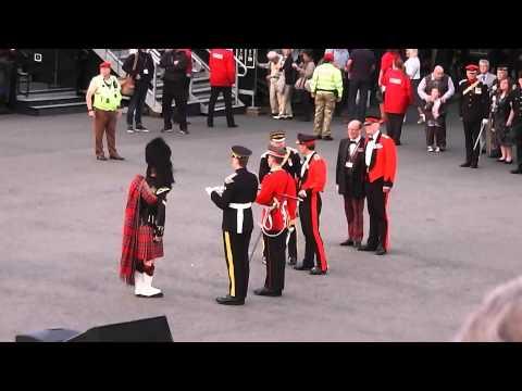 Royal Edinburgh Military Tattoo 2015