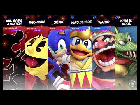 Download Super Smash Bros Ultimate Amiibo Fights Request 805 Heroes