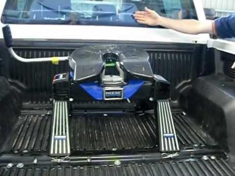 Fifth Wheel To Gooseneck Hitch >> New Ford Ranger 5th Wheel Hitch Colorado Navara Hilux Hayman Reese Gooseneck Hitch Kit