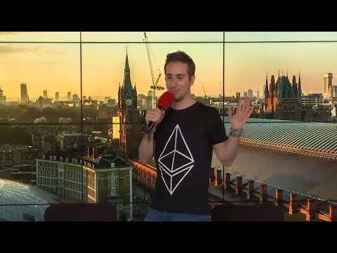Blockchain event at Google London (by the Xoogler Community)