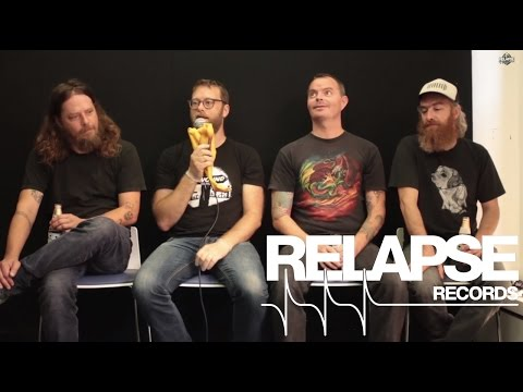 RED FANG - 'Whales and Leeches' Track by Track Commentary Part 1