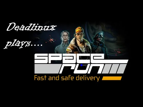 Deliver my Junk in Space! - Space Run: Deadlinux Archives