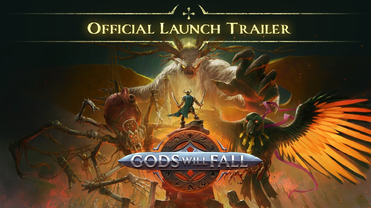 RELEASE | Gods Will Fall