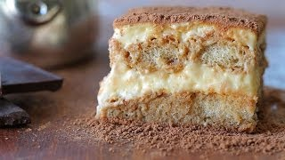 Italian Tiramisu Recipe - Kids Approved!