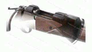 CZ 550 American Safari Magnum .458 Winchester Magnum Rifle
