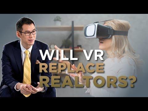 Virtual Reality - Will It Replace Realtors?