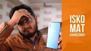 Samsung Galaxy A7 2018 Review + Camera Test