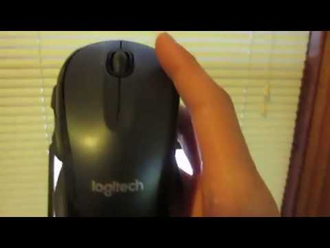 logitech m510 mouse unboxing- review from a real customer