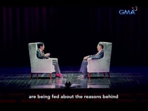 Bongbong Marcos at Juan Ponce Enrile, tinalakay ang mga mali umanong paniniwala sa Martial Law