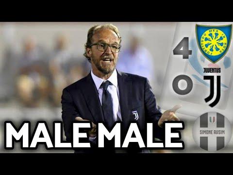 Sconfitta pesante, ultimi in classifica ||| Carrarese-Juventus U23 4-0