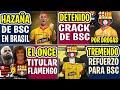 URGENTE! CRACK DE BARCELONA ES ARRESTADO POR TRÁFICO DE DR0GAS | EL ONCE TITULAR DE FLAMENGO
