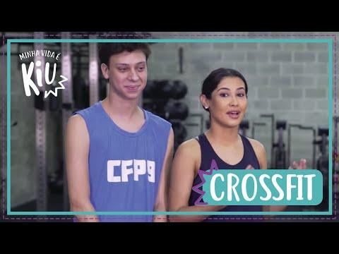 Thaynara e Victor Meyniel fingem costume no crossfit   #24   Minha Vida é KIU   Thaynara OG