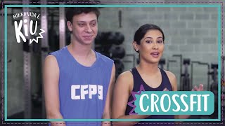 Thaynara e Victor Meyniel fingem costume no crossfit | #24 | Minha Vida é KIU | Thaynara OG