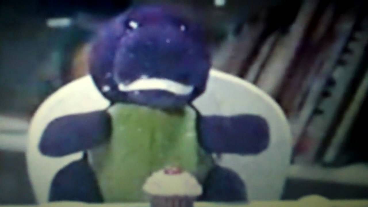 kung fu panda version of barney theme sung by po youtube
