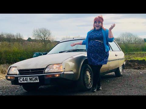 IDRIVEACLASSIC Reviews: 80s Citroen CX Estate - Safari
