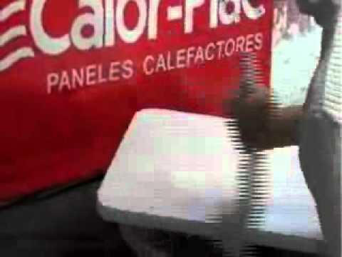 calefaccin de bajo consumo calorplac para decorar como quieras