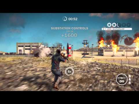 Just Cause 3 RPG Frenzy III 5 Gears