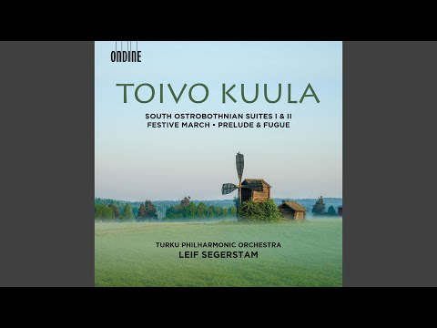 South Ostrobothnian Suite No. 2, Op. 20: III. Minuet (Minuee)
