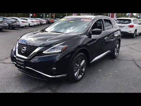 2019 Nissan Murano Milford, Franklin, Bellingham, Mendon, Hopkinton, MA P2718