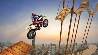 CRAZY BIKE RACING STUNT 3D GAME #Dirt MotorCycle Race Game #Bike Games 3D For Android #Games To Play