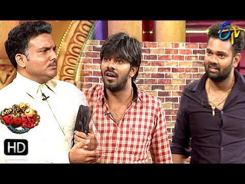 Sudigaali Sudheer Performance | Extra Jabardasth | 8th November 2019 | ETV Telugu