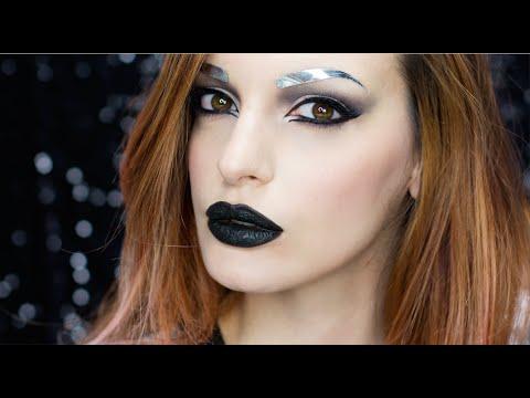 Trucco Halloween Sexy - YouTube