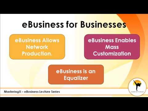 eBusiness in Service Sector
