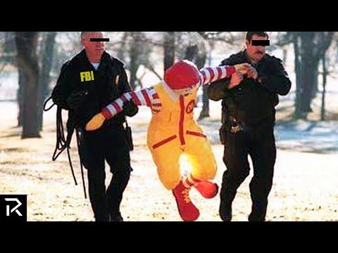 FBI Solves McDonald's Monopoly Scam