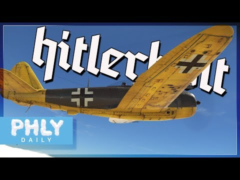 HITLER BOLT | German Captured P-47 ft. 50cal Cannons (War Thunder Plane Gameplay)
