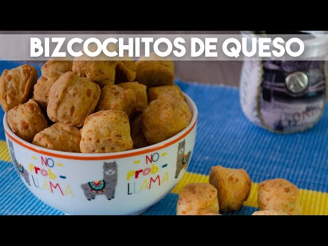 BIZCOCHITOS DE QUESO SOLO 3 INGREDIENTES!!! MATIAS CHAVERO