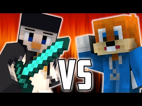 THE ULTIMATE FACE OFF! | MINECRAFT XBOX CHALLENGE LIVE (VS DeathNinja458)