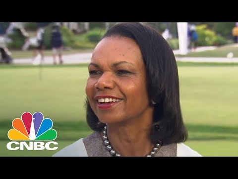Condoleezza Rice: I Have A Lot Of Confidence In Bob Mueller | CNBC