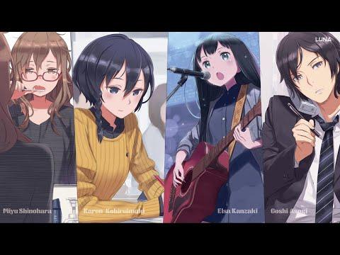 "Sword Art Online Alternative: Gun Gale Online ""Independence"" By Kanzaki Elsa Starring ReoNa"