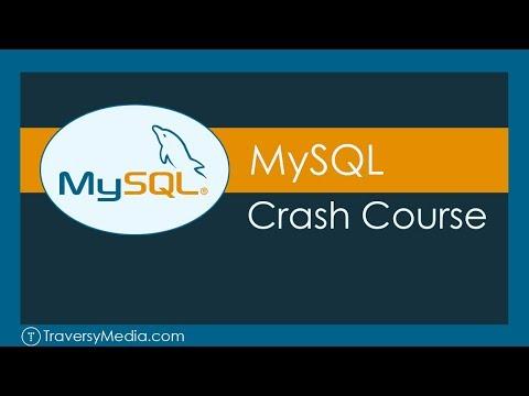 MySQL Crash Course | Learn SQL