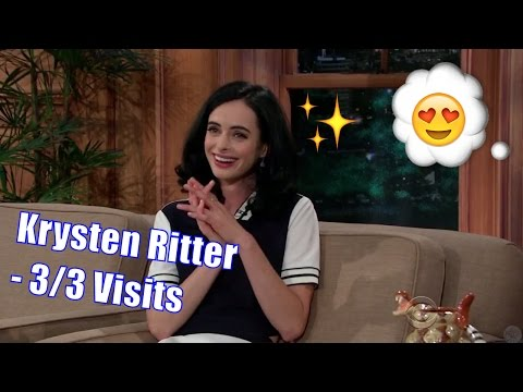 Krysten Ritter - Much More Adorable Than You Think - 3/3 Visits In Chronological Order [1080 Mostly]