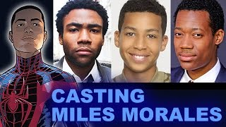 Sony & Marvel Spider-Man 2017, Casting Miles Morales - Beyond The Trailer