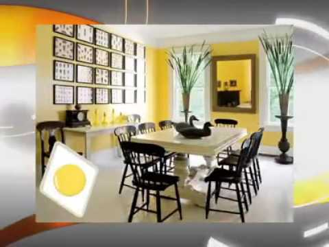 Tips sobre Feng Shui en el comedor - YouTube
