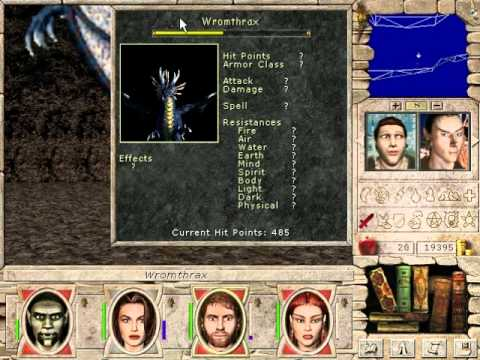Download Let's Play Might and Magic VII Part 31: Wormthrax
